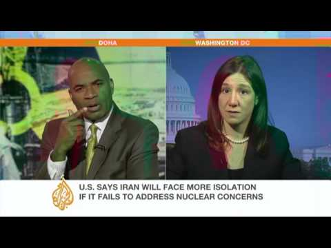 Guest: US on 'collision course' with Iran over nuclear talks