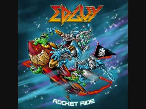 Edguy - Fucking With Fire Hair Force One