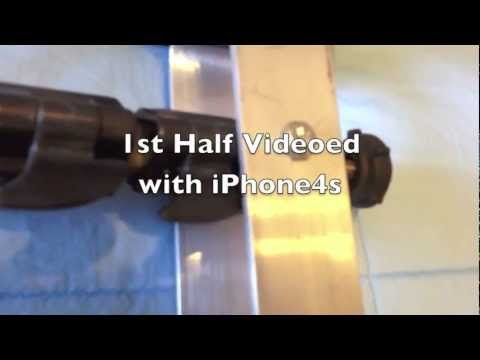 DIY Collapsing camera crane jib Trapezist Apple iphone 4s Do It Yourself  Sony DSC-hx100v