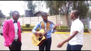 Nii Ningwenda a Hymn song cover by Peter K, Martin D  Mwangi, Tonny Cruize