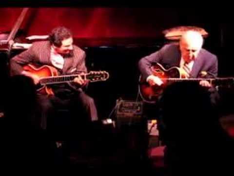 Jazzkat Presents John&Bucky Pizzarelli