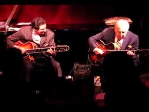 Jazzkat Presents John & Bucky Pizzarelli Video