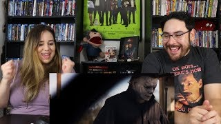 Halloween (2018) Official Trailer Reaction / Review