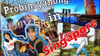 Probinsyanong ninja Singapore tour SG #probinsyanongninja #vlog #singapore