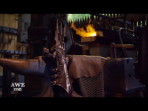 Batman's Wolverine Claws - MAN AT ARMS: REFORGED