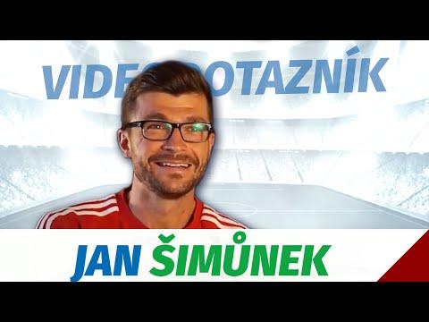 Videodotazník - Jan Šimůnek