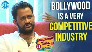 Resul Pookutty About Competition in Bollywood || Kollywood Talks With iDream
