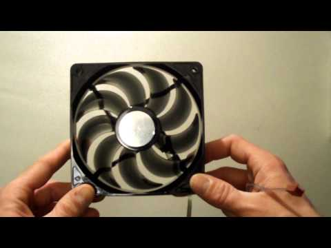 [Review] Coolermaster SickleFlow 120mm Case Fans