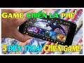 TOP 5 Điện thoại chơi game liên quân mobile phần 2 điện thoại oppo có nên chơi game ? TNG thumbnail