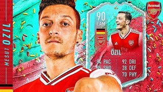 SHOULD YOU DO THE SBC?! 90 FUT BIRTHDAY OZIL REVIEW!! FIFA 20 Ultimate Team