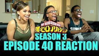 GAME START! My Hero Academia Season 3 Episode 2 Reaction!