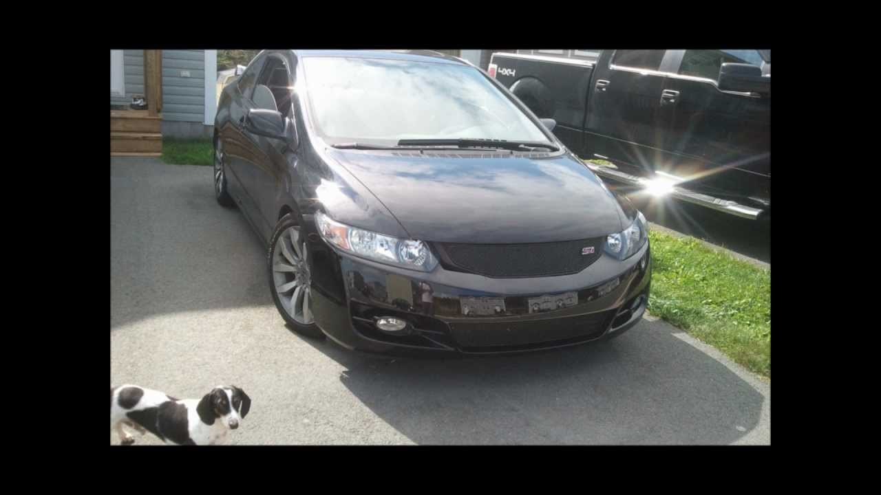 2010 8th Gen Honda Civic Front Bumper Removal Youtube