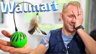 9 Strange Walmart Gifts!
