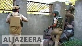 Indian soldiers killed in Kashmir base attack