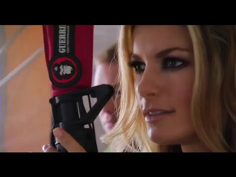 Call of Duty XP - Marisa Miller and Nick Swardson Run Scrapyard