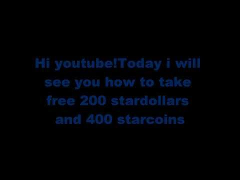 free 200 stardollars and 400 starcoins in stardoll