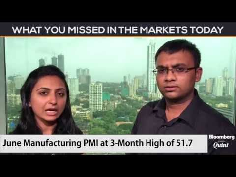 Market Wrap: Sensex and Nifty Wipe Out Brexit Losses