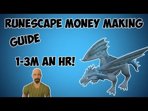 [RS] Runescape: EoC Frost Dragon Money Making Guide | 1m - 3m p/Hr | Commentary