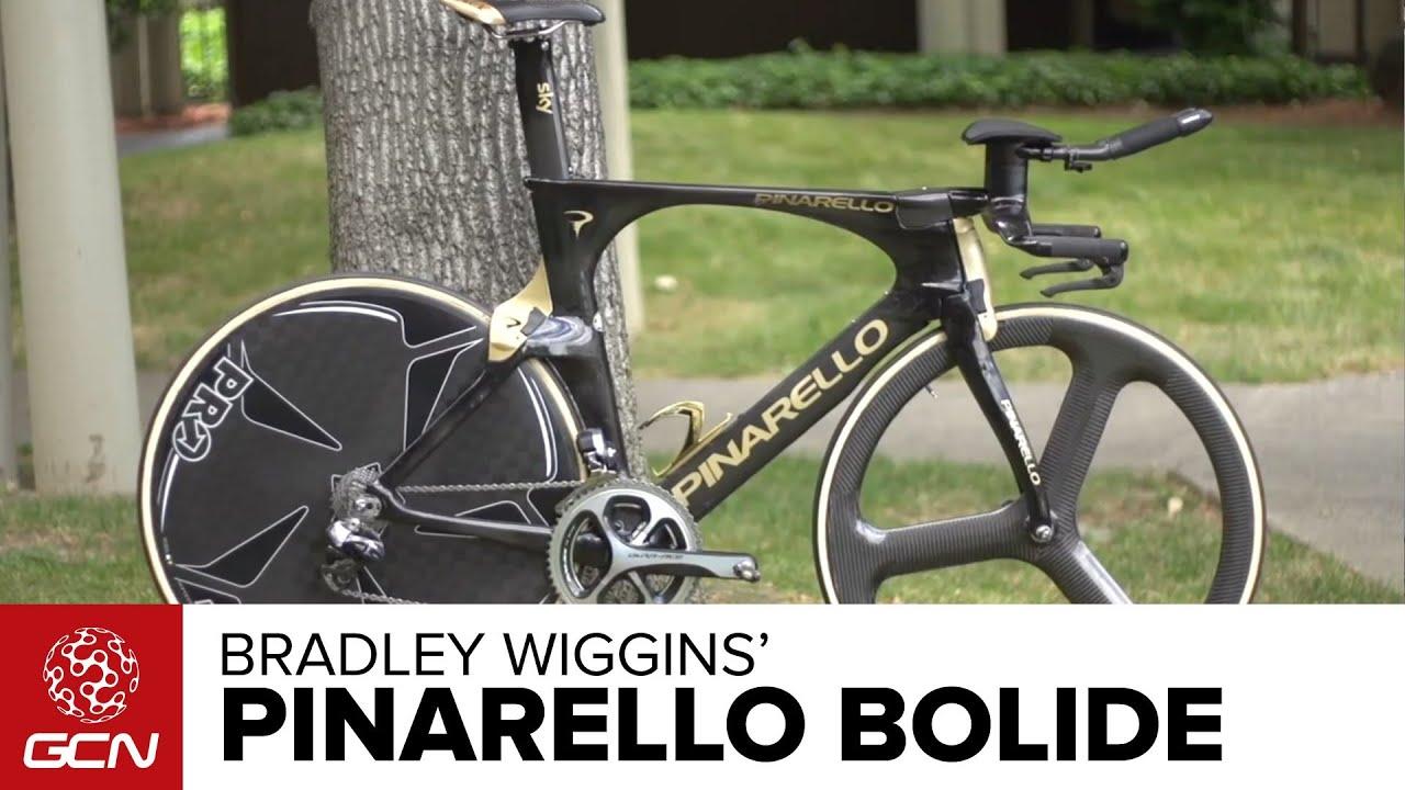 Bike Store In Boubanais Il Bradley Wiggins Pinarello