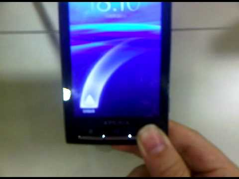 Unlock Sony Ericsson X10 .  Unlock X10i . Check Attempts