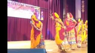 Ayushi's Gurba Performance-2012