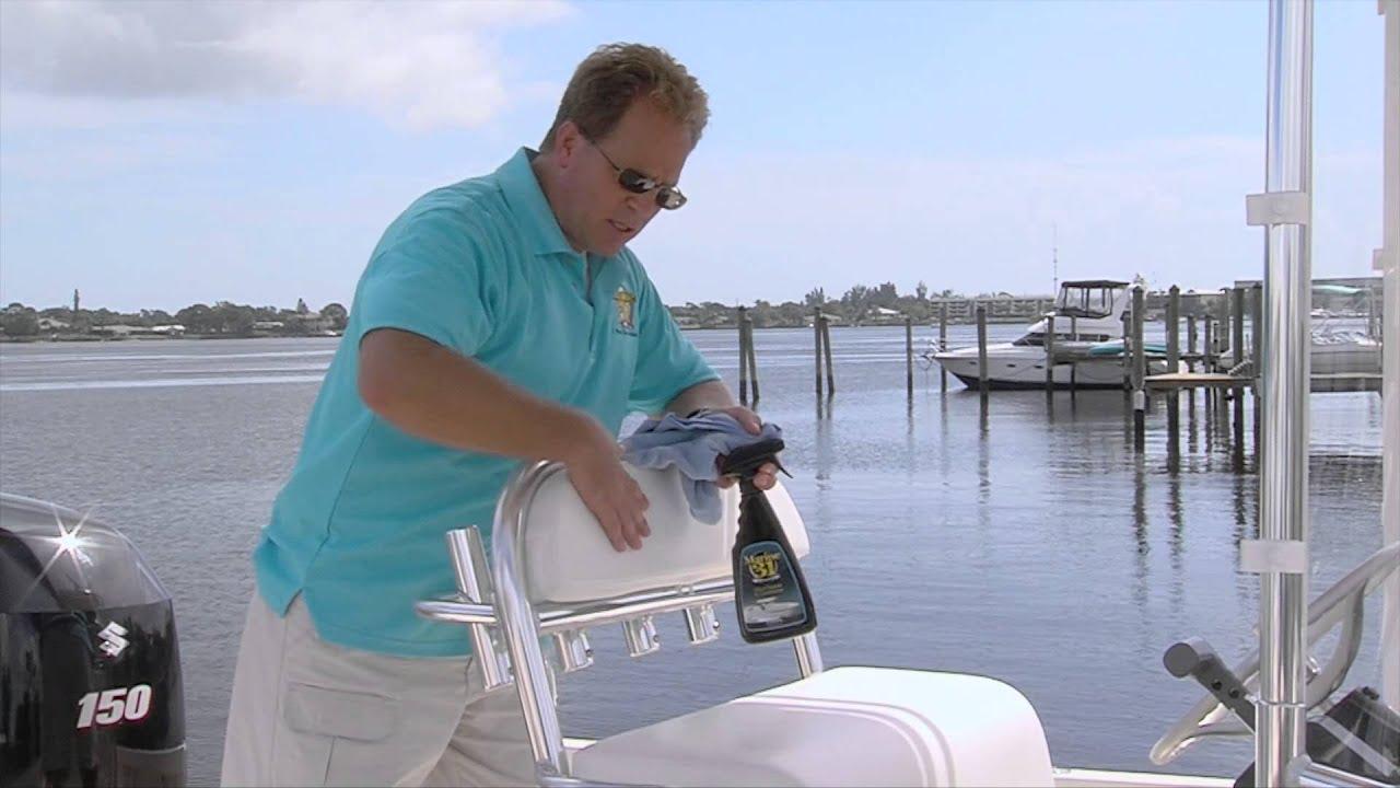 Protecting Boat Seats And Vinyl Marine 31 Dockside Tips