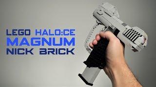LEGO M6D Magnum - Halo: Combat Evolved