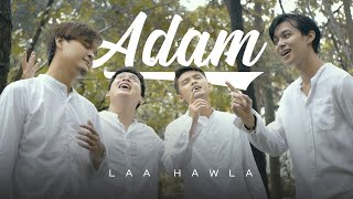 cover album ADAM -  LAA HAWLA