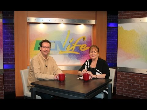 PCN Life Health & Wellness Healthy Appetites on set with Jeff Hills on Immunity