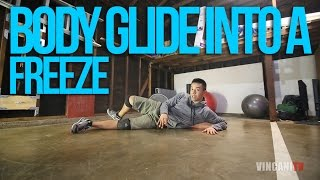 How To Body Glide Into A Freeze