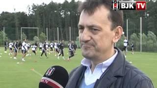 METIN ALBAYRAK ÖZEL RÖPORTAJ - BJK TV