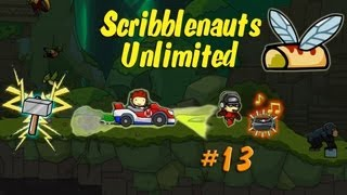 Scribblenauts Unlimited Wii U Commentary 13 Object Editor Fun
