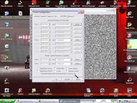 kega fusion emulator windows 7