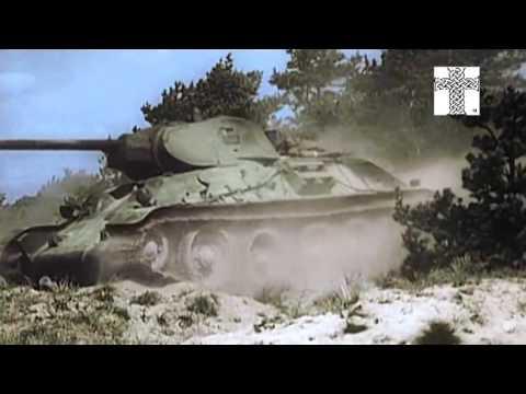 Калинкин Михаил - Танковая атака