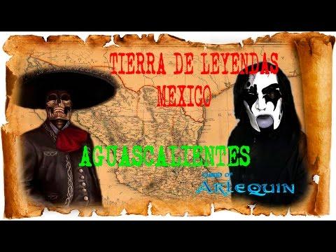 Tierra de leyendas Mexico Aguas calientes  ☠ cloud of arlequin