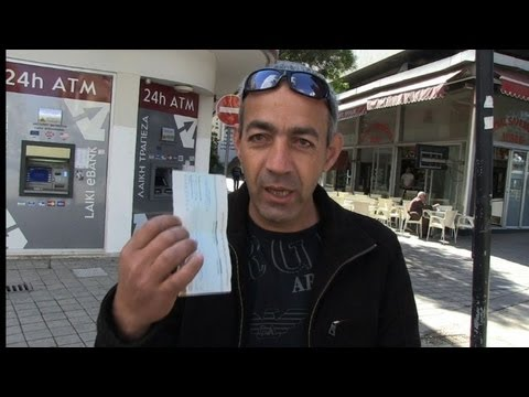 Cyprus faces years of suffering after eurozone bailout