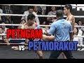 Muay Thai - Petngam vs Petmorakot (เพชรงาม vs เพชรมรกต), Rajadamnern Stadium, Bangkok, 21.2.18.