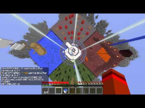 Minecraft KitPvP server review! 1.7.5/1.7.9