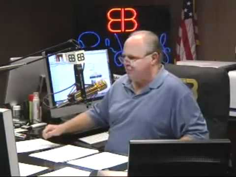 Racist Comment About Ethiopia By Rush Limbaugh video