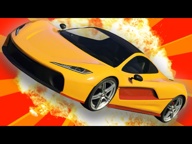 HACKERS VS THE INDESTRUCTIBLE CAR (GTA 5)