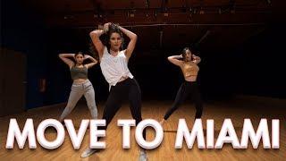 Enrique Iglesias Ft Pitbull Move To Miami Dance Audio Choreography Mihrantv
