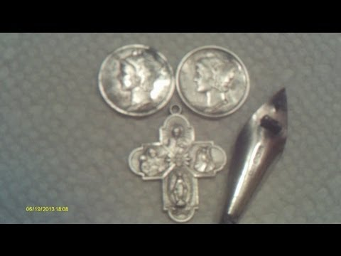 Metal Detecting with Tommy     Season 2     Episode 30 Silver, sterling and wheat's.