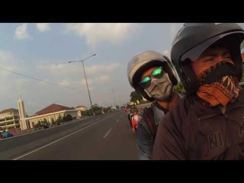 Video travel depok bandung 2015