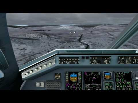 This is the video of the simultor flight into the #8 Most Extreme Airport, according to the History Channel, the Eagle County Regional Airport (KEGE). Episode 4-2 is the MSFS flight part...