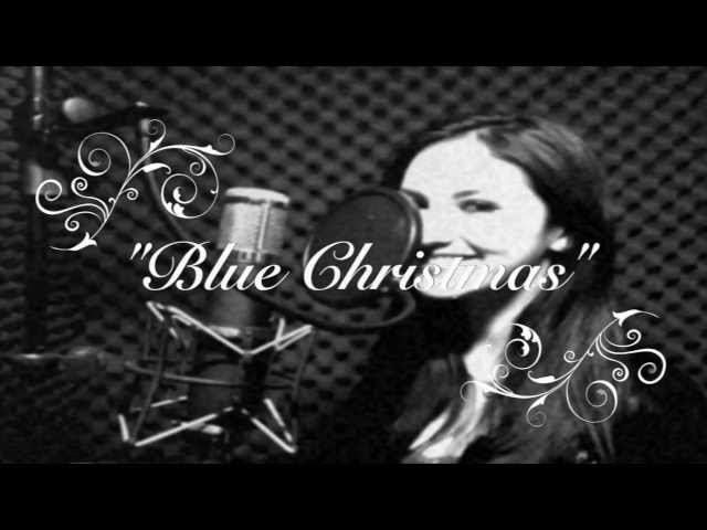 "Gaby Ramirez ""Blue Christmas"" Dapo & Friends Christmas Vol. 1"
