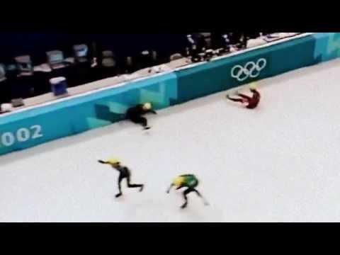 Стивен Брэдбери на Олимпиаде 2002