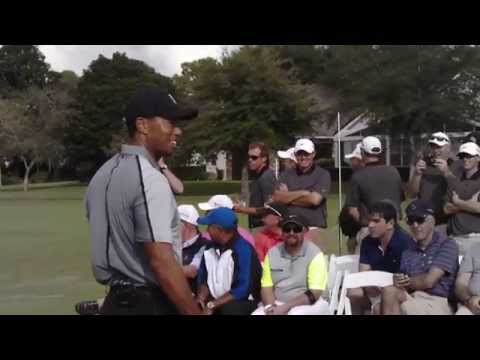 Behind the Scenes with tournament host Tiger Woods