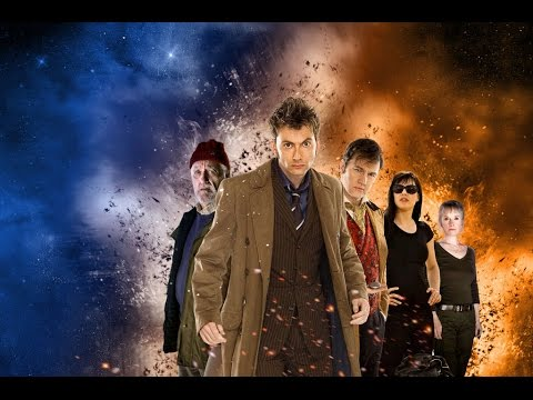 doctor who 2009 specials trailer youtube