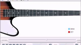 The Beatles Anna Bass Lesson Software