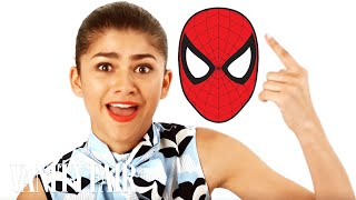 Zendaya Dramatically Reads the Spider-Man Theme Song | Vanity Fair